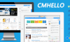 WordPress主题 cmhello(Blog/CMS双样式)